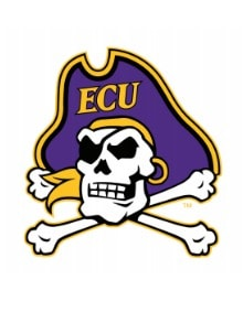 East Carolina Pirates Golf Grip