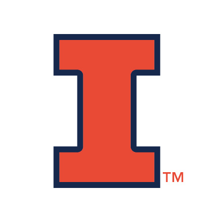 Illinois Fighting Illini Golf Grip