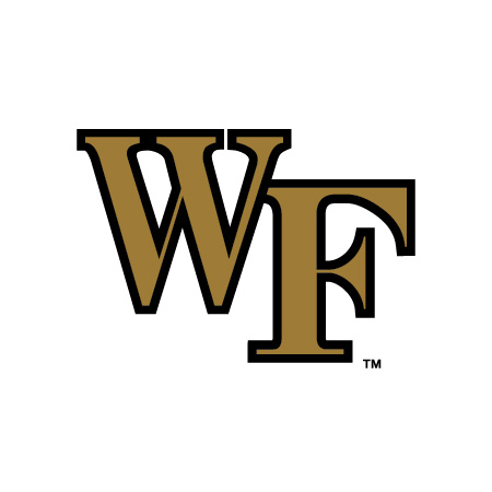 Wake Forest Demon Deacons Golf Grip