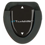 TourMARK pattern ball markers for TourMARK oversize putter grips